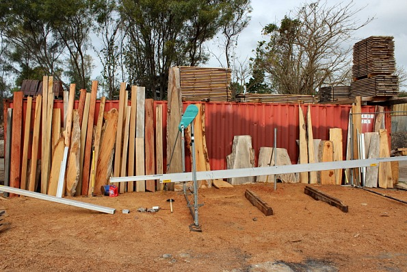 About Australian Recycled Hardwood